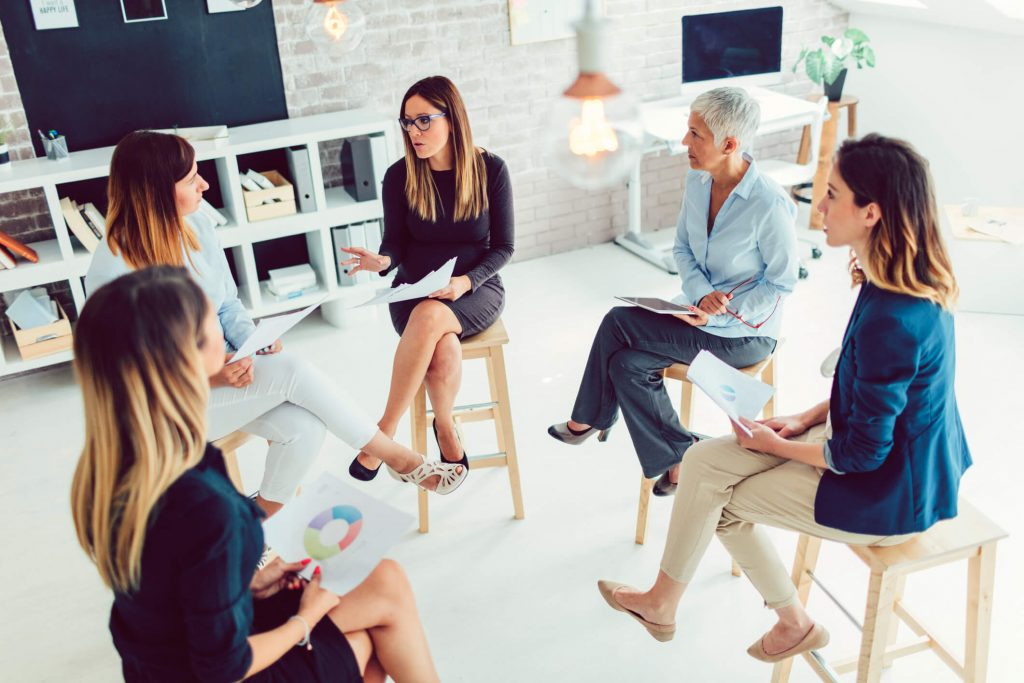 Collaboration For Women Business Owners